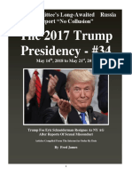 Trump Presidency 34 - May 14th, 2018 to May 21st, 2018