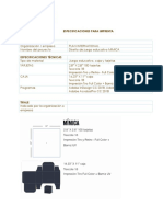 Especificaciones Para Imprenta_juego Educativo MIMICA