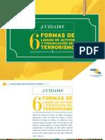 6 Formas de Lavado de Activos y Financiación Del Terrorismo-Asobancaria