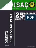 Revisaço - Direito Processual Penal - Operação Federal - PRF, PF.pdf