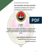 Formato Plantilla Para Informe 2018