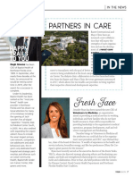 Partners in Care + Fresh Face + Happy Trails to you