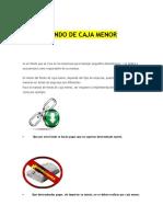 Diapositivas Arqueo de Caja y Conciliacion Bancaria