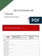 Instrumentación Diplomado Formación de Tutores ZAP