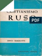 Divo Barsotti, Cristianismo ruso.pdf