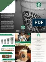 Starbucks Brochure Inside