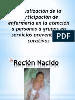 Presentación Recien Nacidos