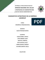 Diagnostico Estratégico Monografía Terminada