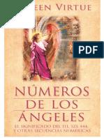 (Doreen Virtue) - Numeros de Los Angeles
