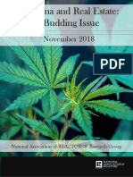 2018 Marijuana and Real Estate a Budding Issue Survey 11-02-2018