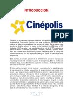 Cinepolis History