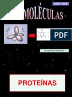 PROTEINAS - ACIDOS NUCLEICOS