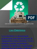 lixo tecnologico