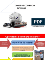 Operadores de Comercio Exterior - Exponer
