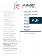 Mo Election Cheat Sheet