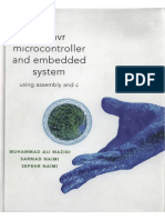 AVR Microcontroller and Embedded Systems_vol_1