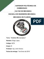 Analsis Dimencional Diego