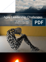 Agile Leadership Challenges by Dr. Mahmood Hasan