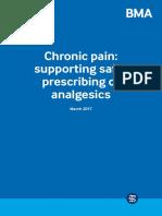 Analgesics Chronic Pain