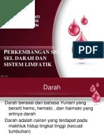 ppt anfis - perkembangan sel darah dan sistem limfatik.pptx