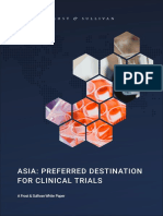 Asia - Clinical Trials