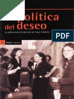 Lia Cigarini - La Politica Del Deseo