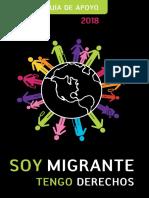 Guia Del Migrante 2018
