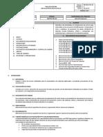 Bb.pro.Prc.85 Procedimiento de Trabajo Red de Riego