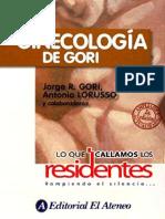 GINECOLOGIA de GORI Medicinaespasionpdf.blogspot.com