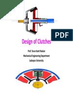 Design of Clutches (1)