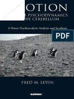 Levin, Fred - Emotion and the Psychodynamics of the Cerebellum _ a Neuro-psychoanalytical Analysis and Synthesis (2009, Karnac)