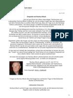 2006-04-06 - Rochus Misch Interview Mit Roland Harder