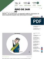o 18 Brumário de Jair Bolsonaro _ Jornalistas Livres