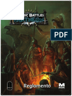 Mythicbattles Core Rulebook Esp (Unofficial)