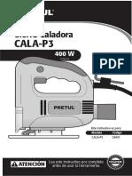 Sierra Caladora Cala P3 (24047)