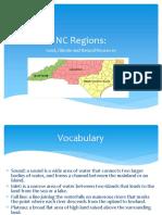 nc 3 regions