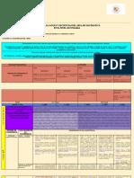 Cartel de Alcances y Secuencias Area de Matemática