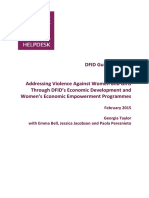 DFID-Addressing Violence Against Women-GuidanceNote_PartA