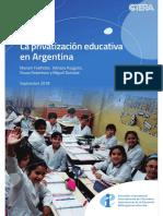 Privatización eductiva en Argentina 2018.pdf