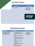 Program Baru