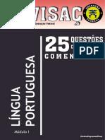 Revisaço - Língua Portuguesa - Operação Federal - PRF, PF