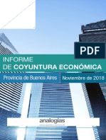 Consultora Analogías - Coyuntura Bs. As. Noviembre