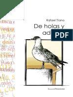 De Holas y Adioses-Rafael Tiano