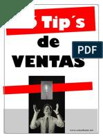 Tips de Ventas