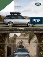 Range Rover Accessory Guide