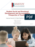 Social and Emotional Development Accountability