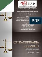Extraordinaria Cognitio PPT
