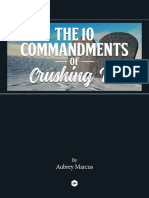 10 Commandments of Crushing It