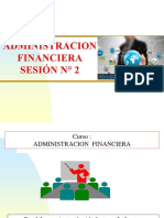 Adm Financiera SEMANA 2 Mercado Financiero UCV 2018