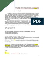 Decibel Notes(Highlighted)